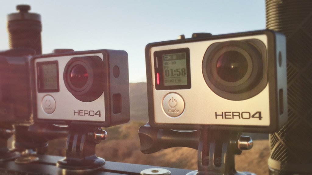 blog both gopro hero silver and black get new  firmware